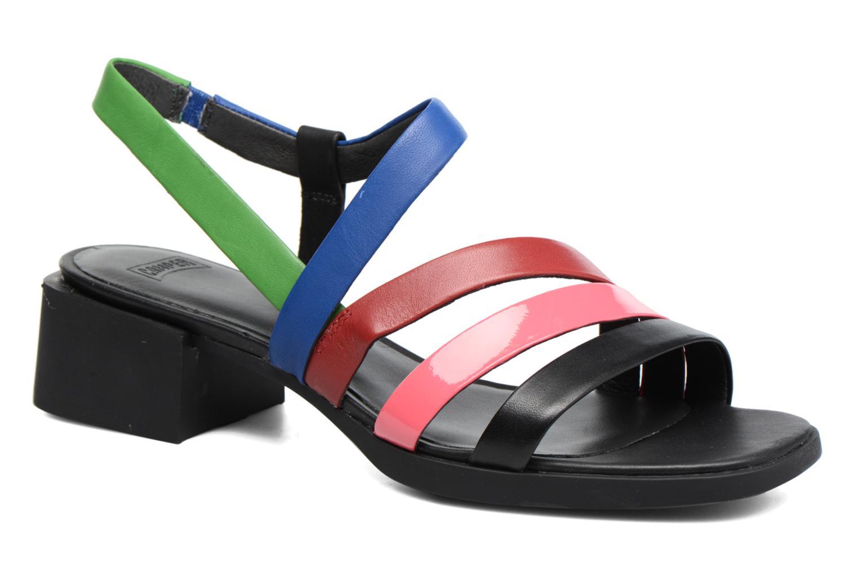 Sandales et nu-pieds Camper TWS K200343 Multicolore vue détail/paire
