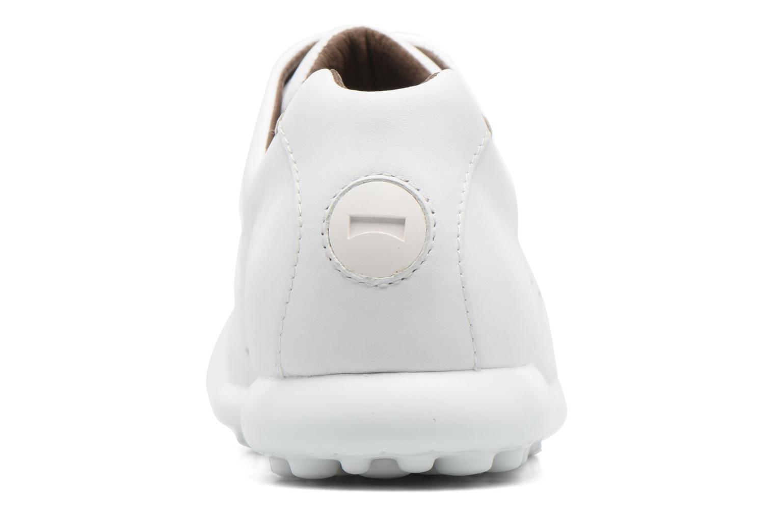 Trainers Camper Pelotas XL K200458 White view from the right