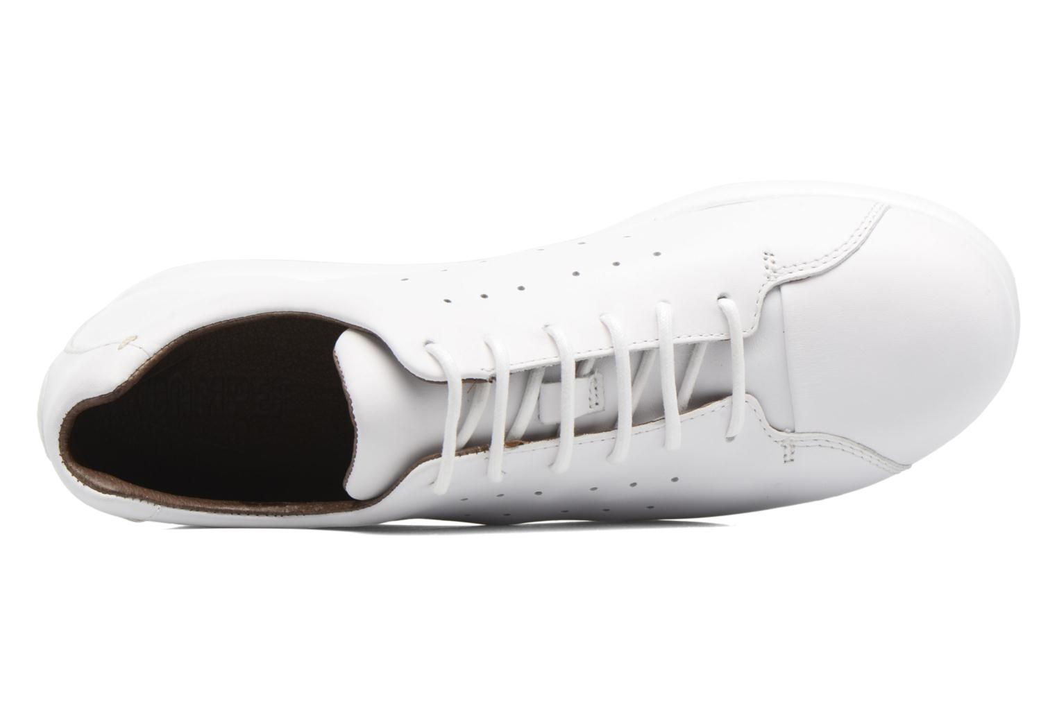 Trainers Camper Pelotas XL K200458 White view from the left