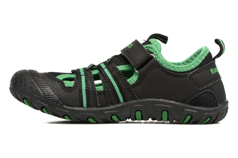 KangaSpeed X4 Black/Simply Green