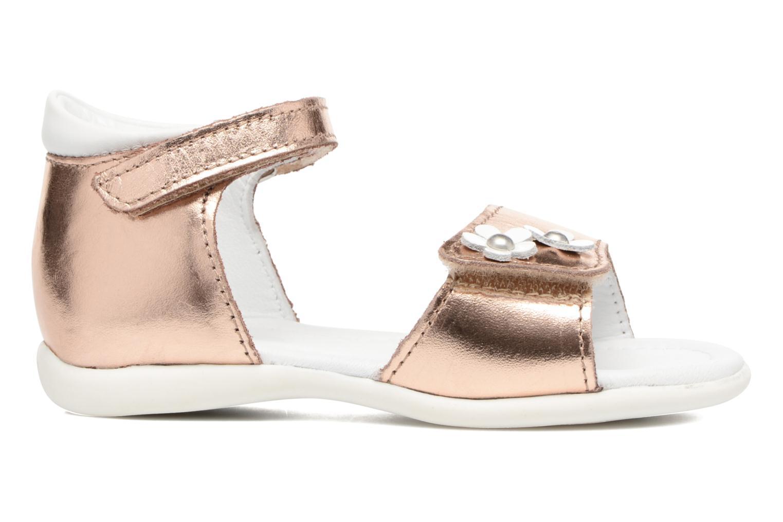 Sandalen Mod8 Grama Roze achterkant