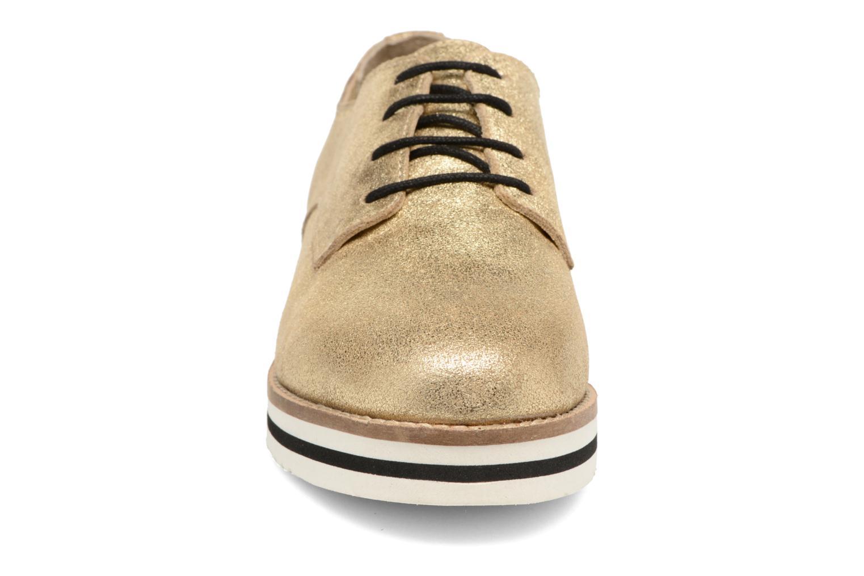 Chaussures à lacets Coolway Avocado Or et bronze vue portées chaussures