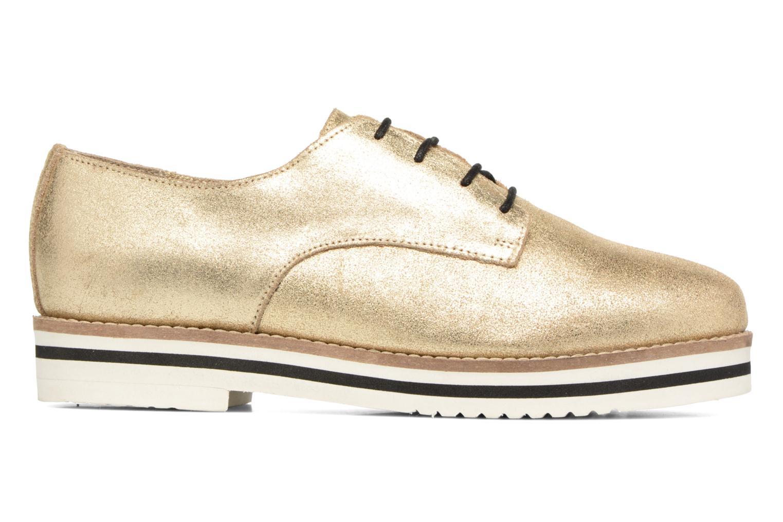 Chaussures à lacets Coolway Avocado Or et bronze vue derrière