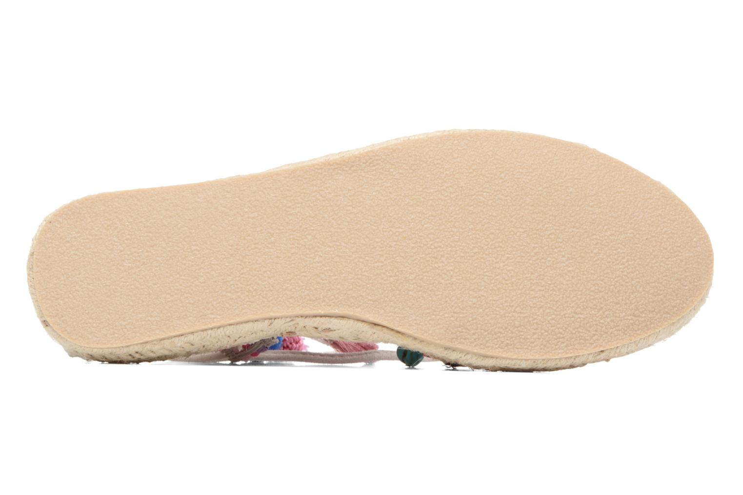 Espadrilles Coolway Bamburi Multicolor view from above
