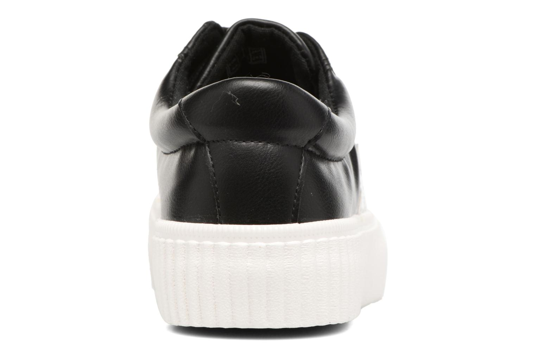 Sneakers Coolway Cherry Nero immagine destra