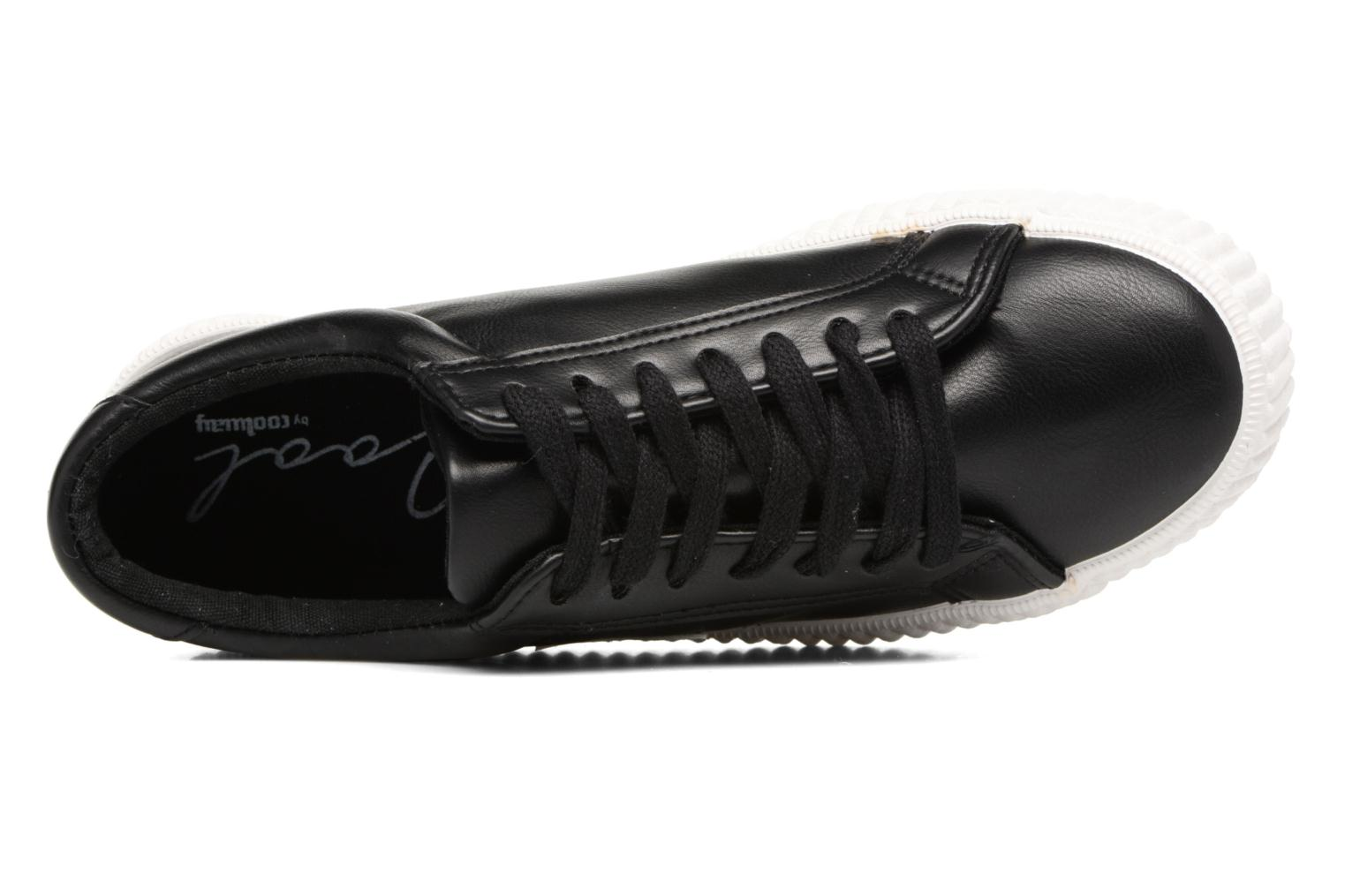 Sneakers Coolway Cherry Nero immagine sinistra