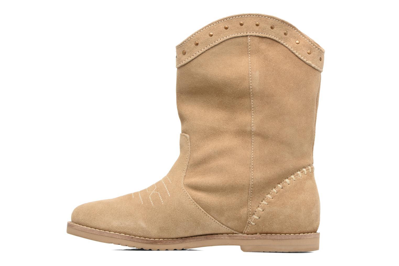 Boots en enkellaarsjes Coolway Quartz Bruin voorkant
