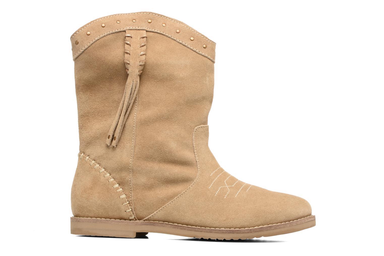 Boots en enkellaarsjes Coolway Quartz Bruin achterkant
