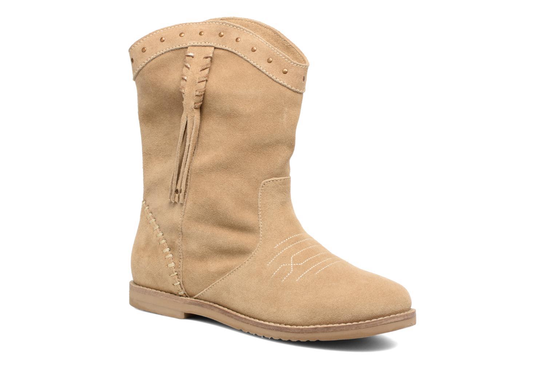 Bottines et boots Coolway Quartz Marron vue détail/paire
