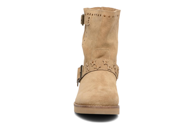 Bottines et boots Coolway Mica Marron vue portées chaussures