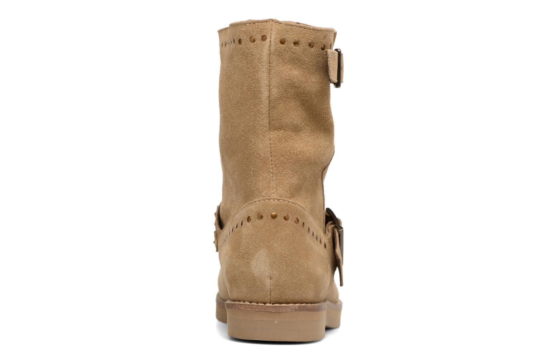 Boots en enkellaarsjes Coolway Mica Bruin rechts