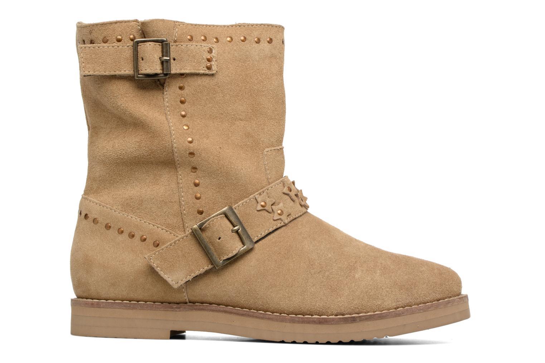 Boots en enkellaarsjes Coolway Mica Bruin achterkant