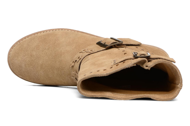 Bottines et boots Coolway Mica Marron vue gauche