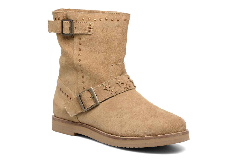 Boots en enkellaarsjes Coolway Mica Bruin detail