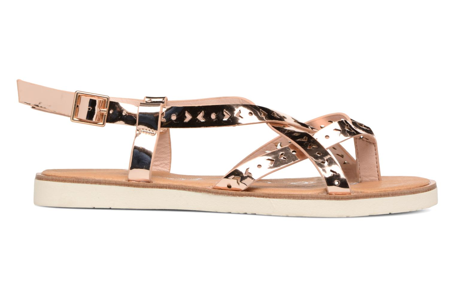 Sandals Coolway Poppy Pink back view