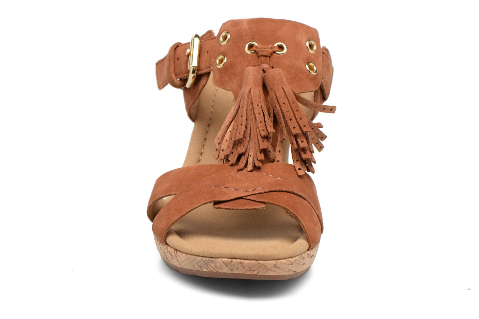 Mules & clogs Gabor Milano 3 Brown model view