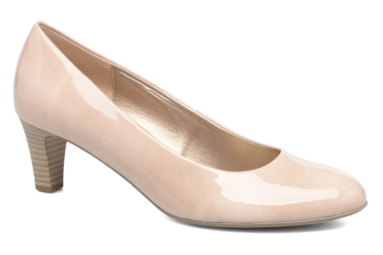 Zapatos de tacón Gabor Andria Beige vista de detalle / par