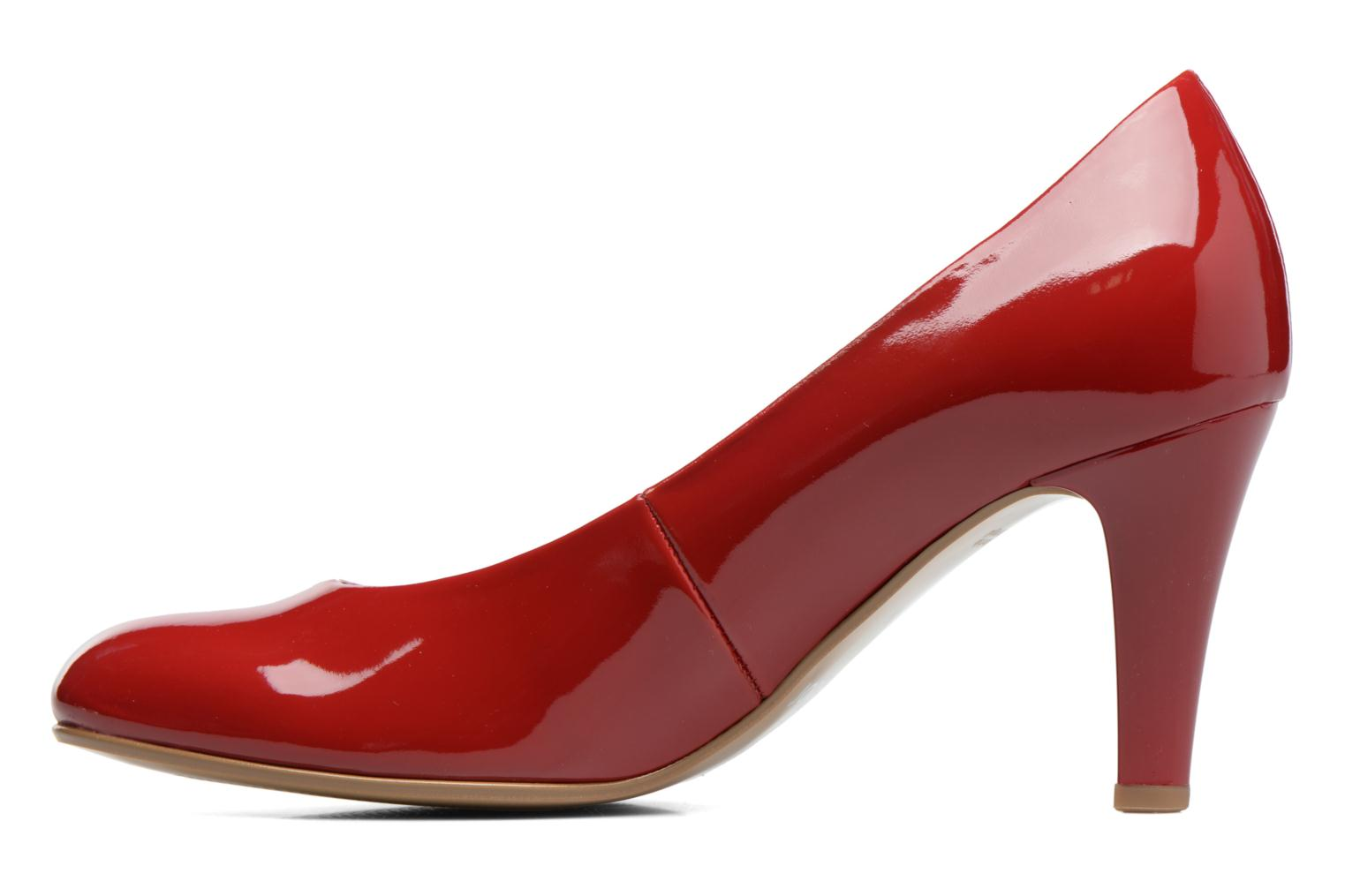 High heels Gabor Pesaro Red front view