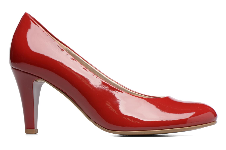 High heels Gabor Pesaro Red back view