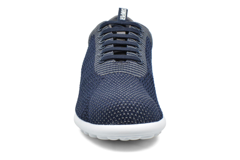 Baskets Camper Pelotas XL K100098 Bleu vue portées chaussures