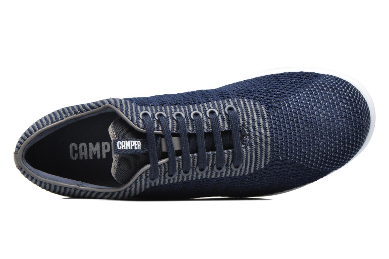 Baskets Camper Pelotas XL K100098 Bleu vue gauche