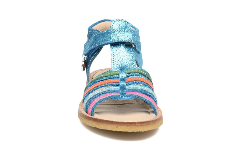 Sandales et nu-pieds Shoesme Selma Bleu vue portées chaussures