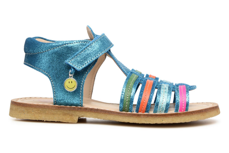 Sandales et nu-pieds Shoesme Selma Bleu vue derrière