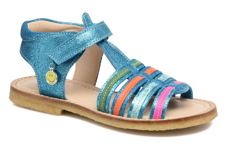 Sandales et nu-pieds Shoesme Selma Bleu vue détail/paire