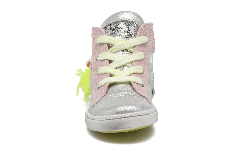 Baskets Shoesme Sina Argent vue portées chaussures