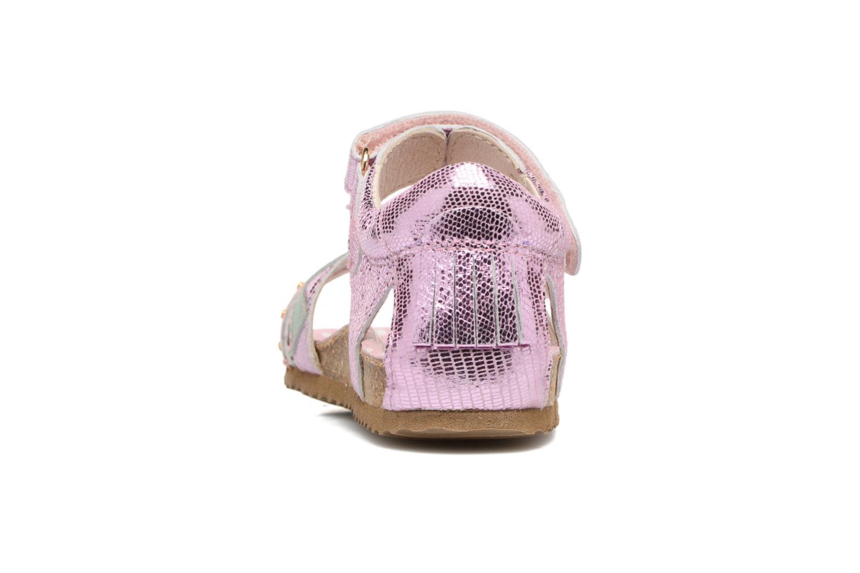 Sandales et nu-pieds Shoesme Sissy Rose vue droite