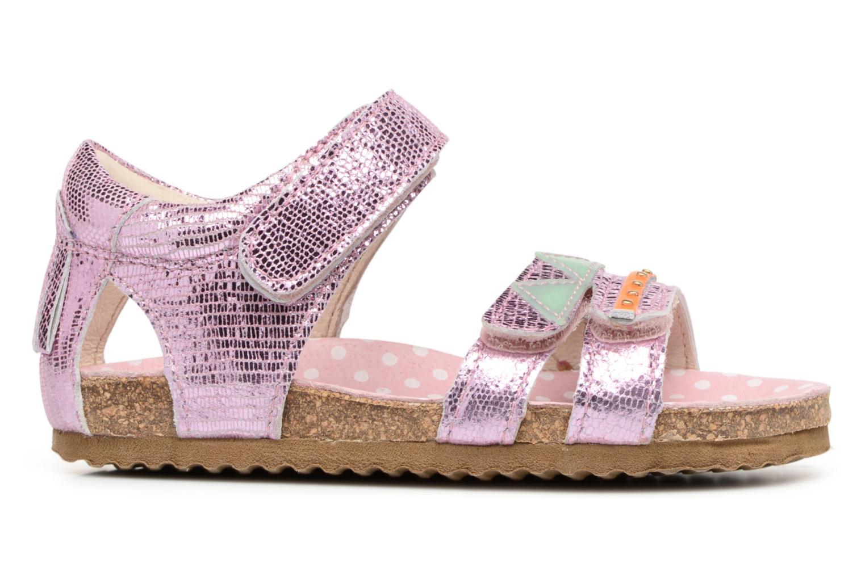 Sandales et nu-pieds Shoesme Sissy Rose vue derrière