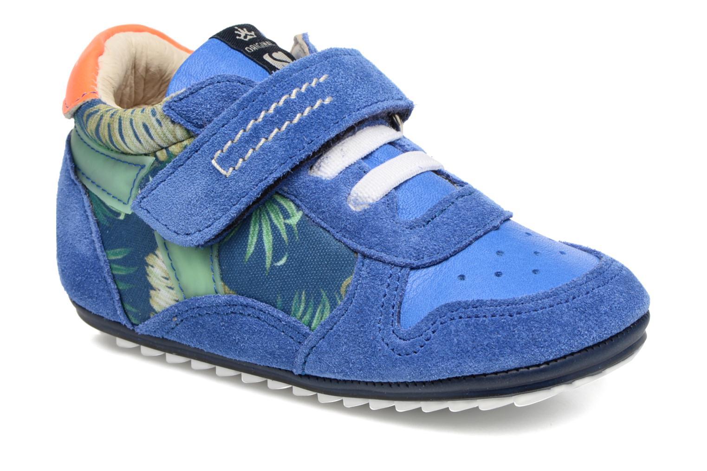 Sneakers Shoesme Selmar Blauw detail
