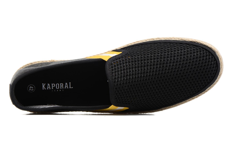 Espadrilles Kaporal Ray Noir vue gauche