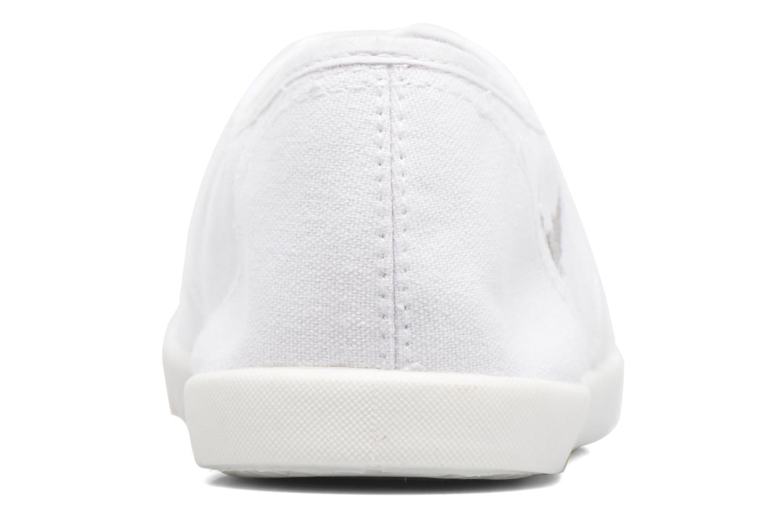 Baskets Kaporal Carli Blanc vue droite