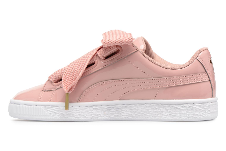 Zapatos promocionales Puma Basket Heart Patent Wn's (Rosa) - Deportivas   Descuento de la marca