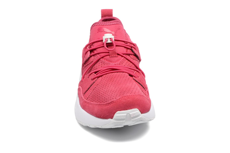 Baskets Puma Blaze of Glory SOFT Wn's Rose vue portées chaussures