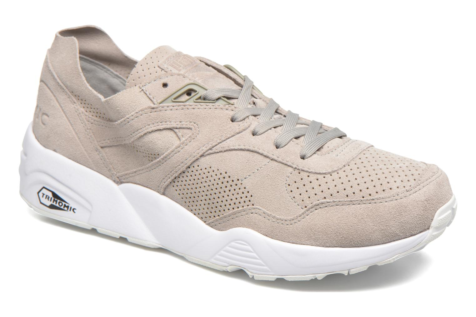 R698 Soft Pack M Drizzle-Silver-White