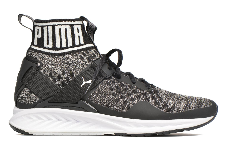 Baskets Puma Ignite 3 Evoknit Noir vue derrière