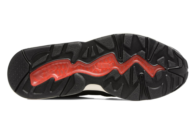 Baskets Puma Blaze Denim Noir vue haut