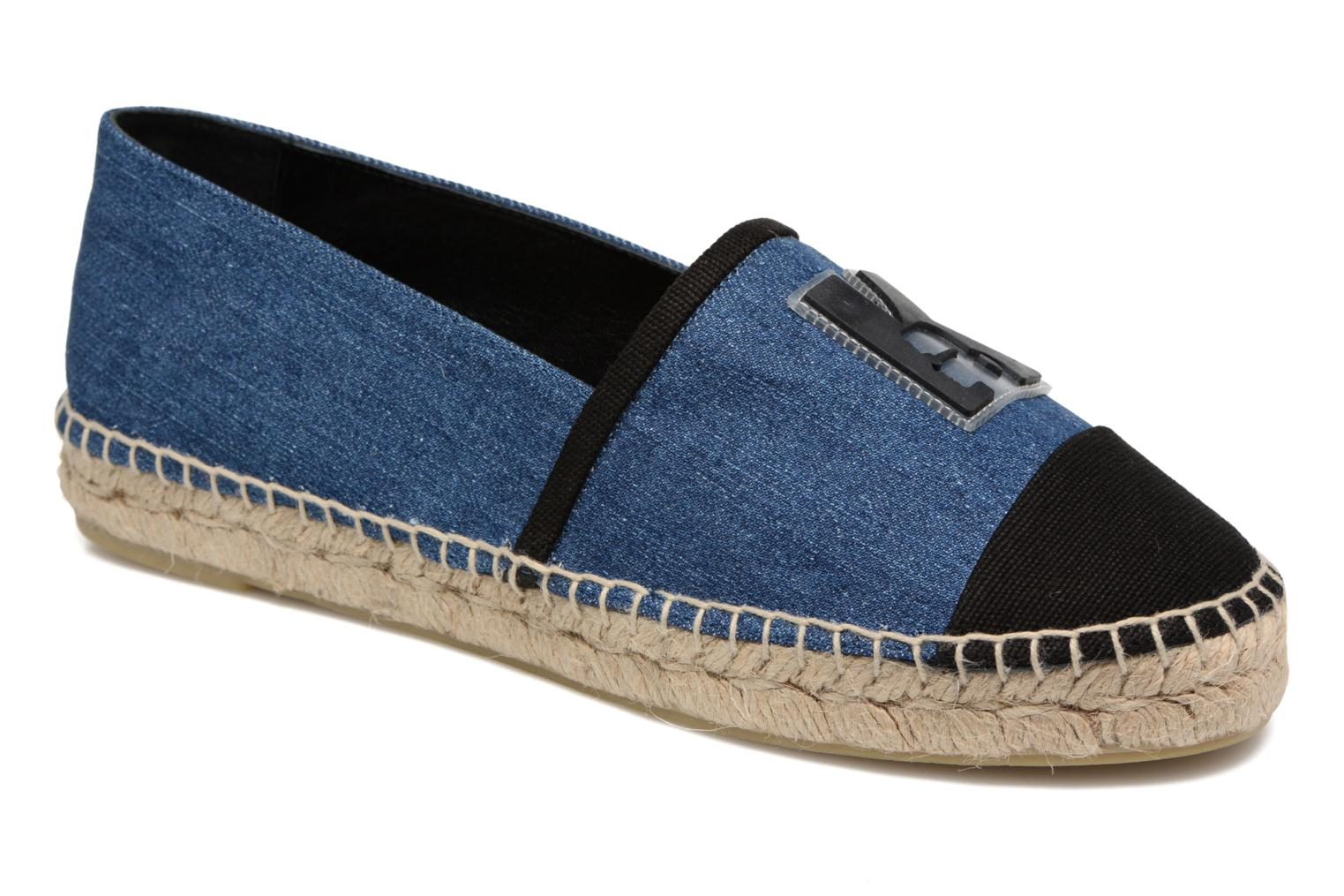 Karl Espadrille Denim