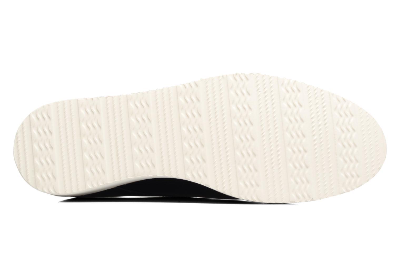 Chaussures à lacets Made by SARENZA Vegas Lipstick #10 Noir vue haut