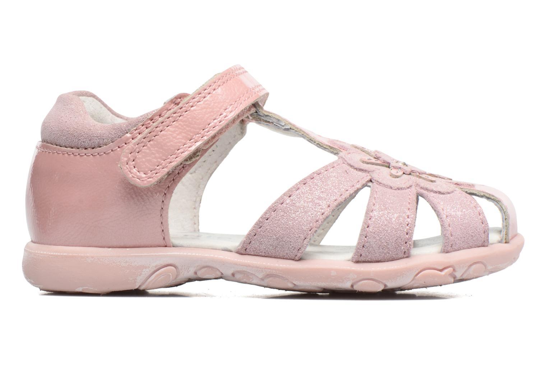Primrose Pink Leather