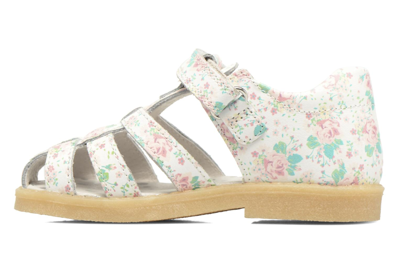 Ellie White/Pink Floral