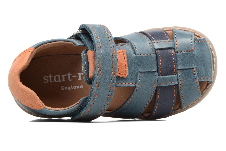 Sandales et nu-pieds Start Rite Climb Bleu vue gauche