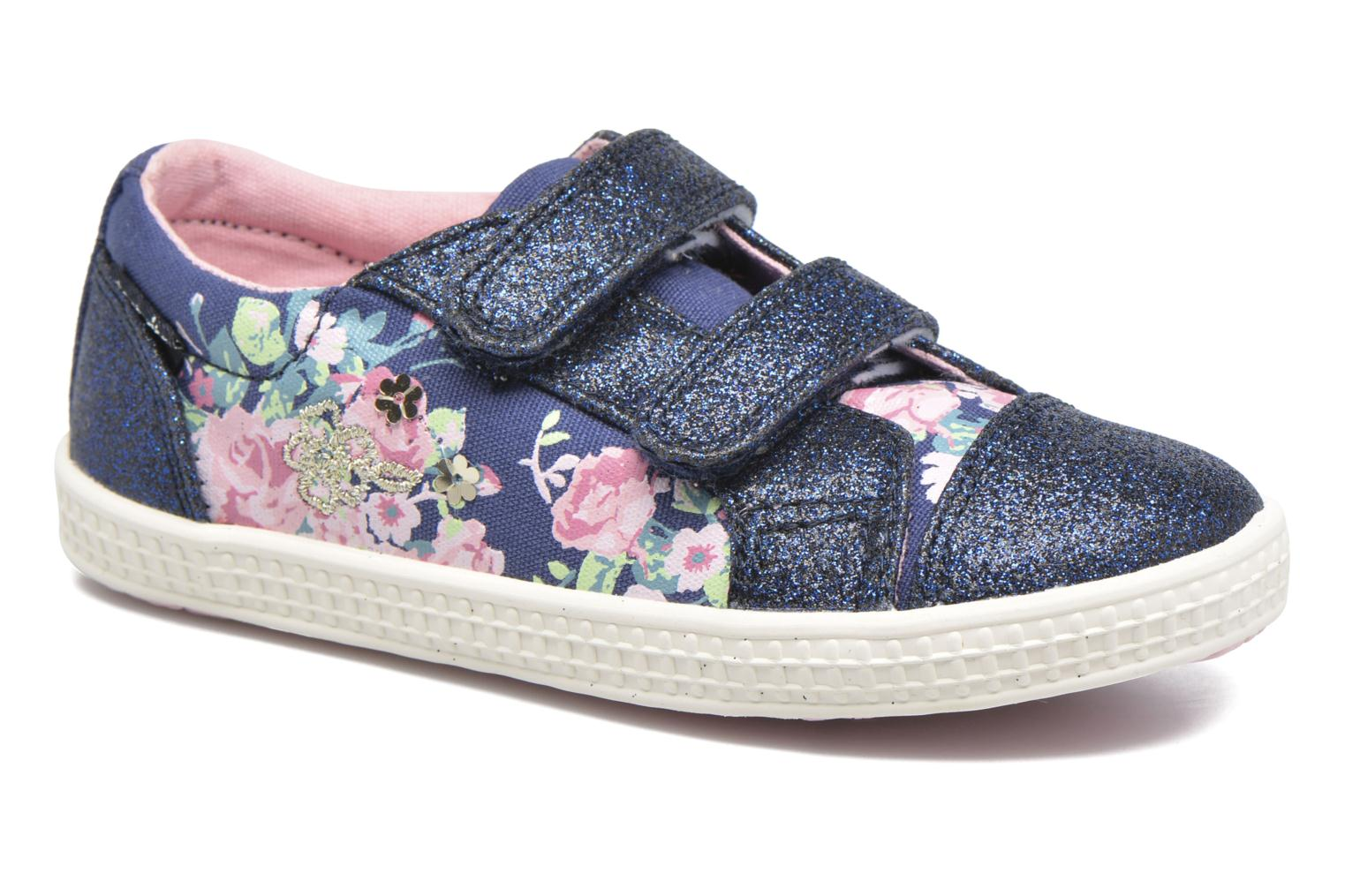 Edith Navy Canvas