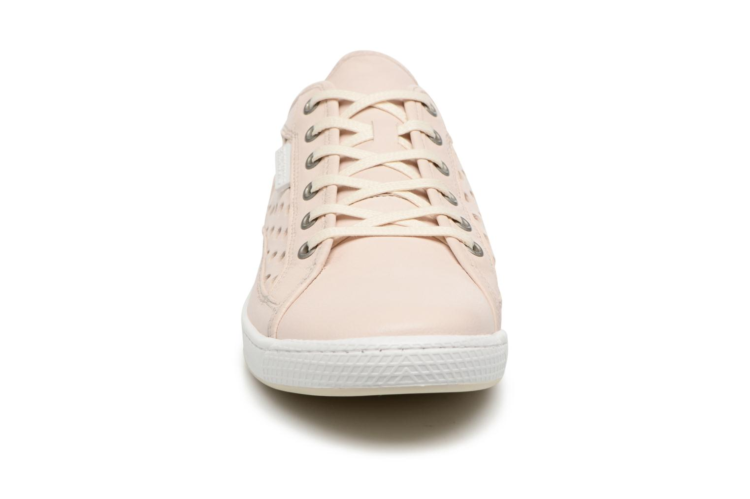 Baskets Pataugas Jipsy/A Rose vue portées chaussures
