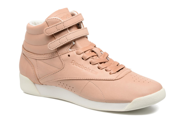 Zapatos promocionales Reebok F/S Hi Face 35 (Beige) - Deportivas   Cómodo y bien parecido