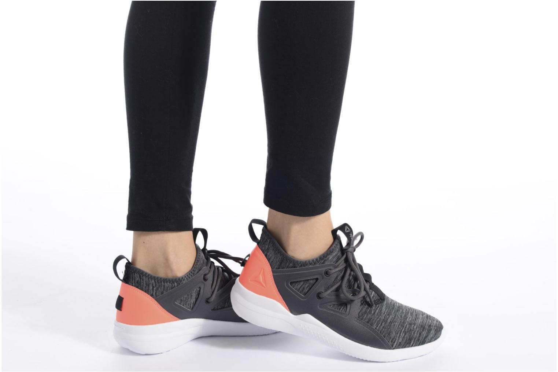 Chaussures de sport Reebok Reebok Cardio Motion Gris vue bas / vue portée sac