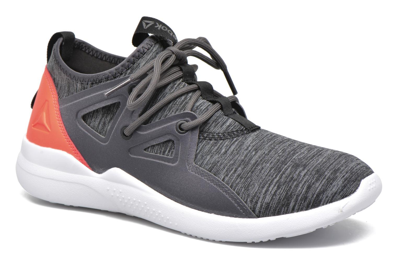 Reebok Cardio Motion Ash Grey/Vitamin C/Black/White