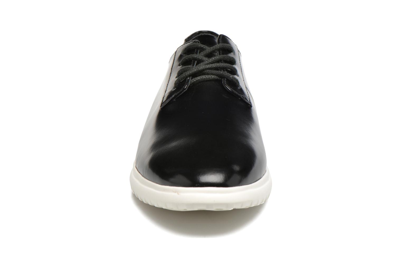 Chaussures à lacets What For Iris Noir vue portées chaussures